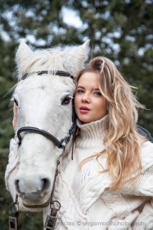 Gentes e Locais/Horse friend