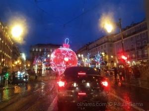 Gentes e Locais/Noites chuvosas...
